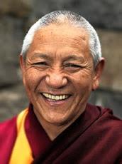 Dalai Lama's vän Pema Dorjee i Stockholm på Måndag den 10:e November