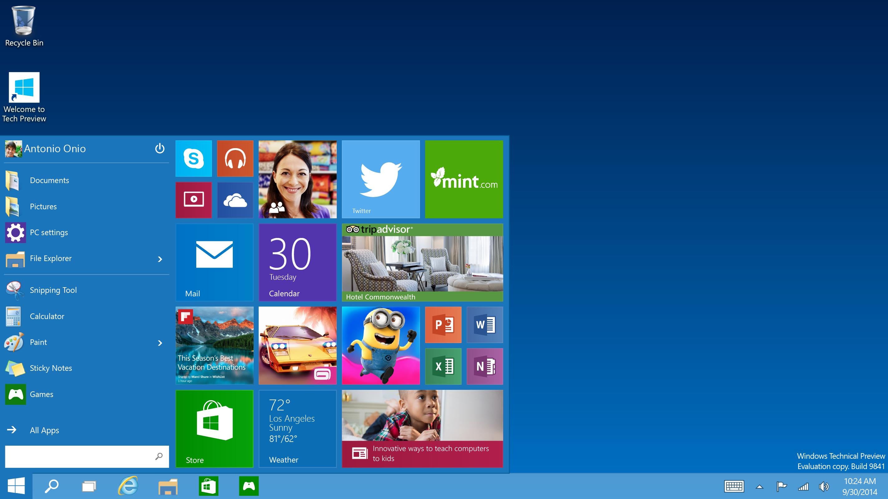 Uppgradera till Windows 10 Gratis
